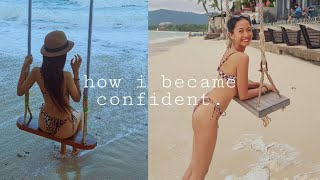 bikini confidence, tips, self-love  (paano maging confident sa pagsusuot ng bikini) | Philippines