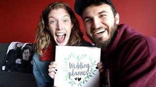 PLANNING THEIR WEDDING!!