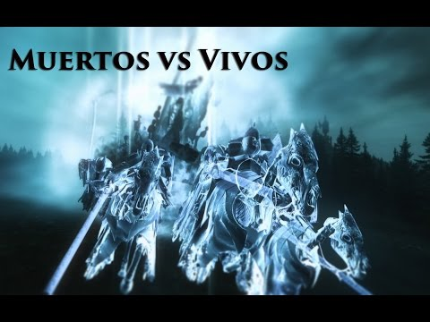 Total War WARHAMMER | Muertos vs Vivos 2