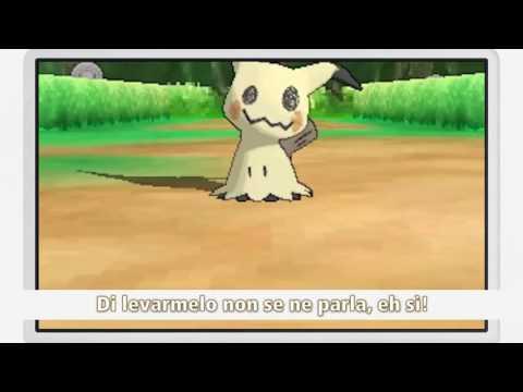 Pokémon Sole & Luna - La Canzone di Mimikyu (Versione Italiana) Fandub HD STEREO