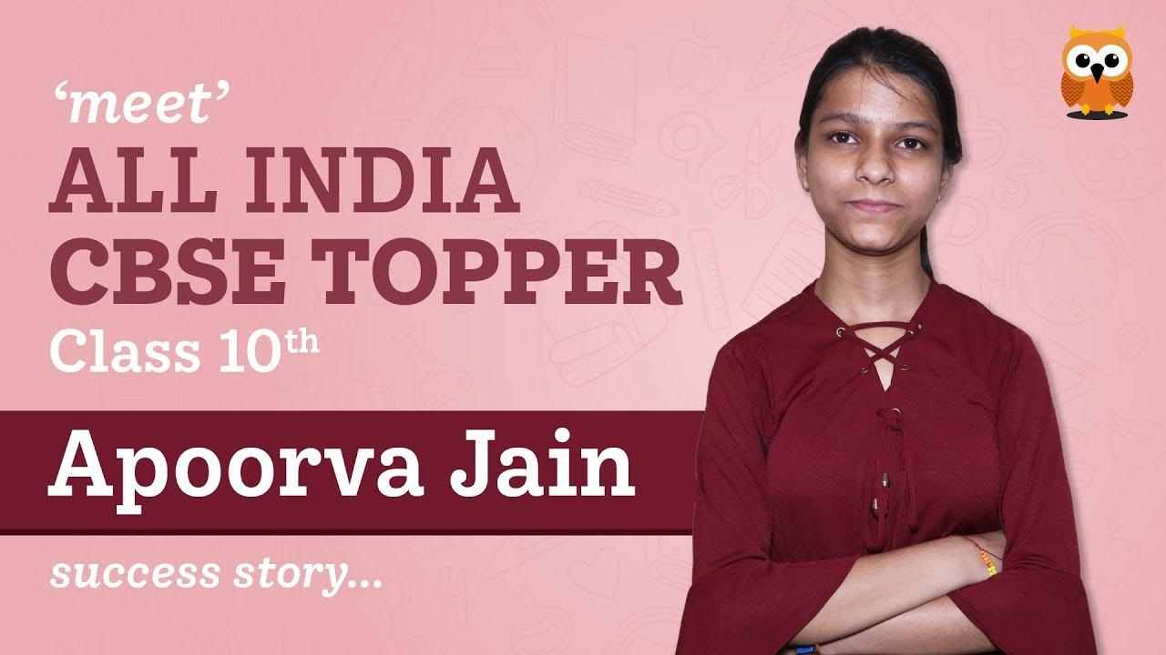 Download All India CBSE 10th Topper Apoorva Jain Interview - arihant's Padhaakoo