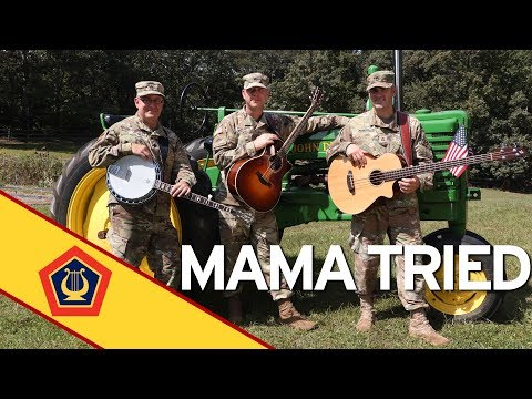 Mama Tried - Six-String Soldiers