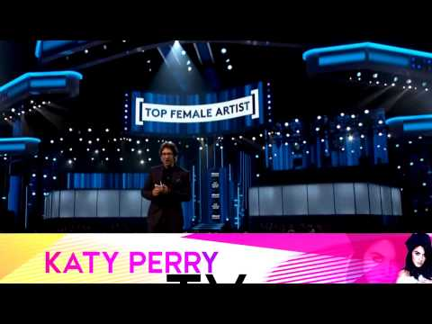 Katy Perry TOP Female Artist Billboard Music Award - 2015 RMX