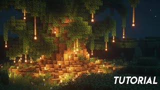 Minecraft Tutorial: How To Build An Epic Survival Tree house