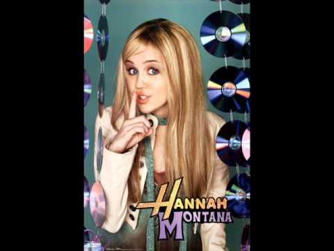 Hannah Montana - Rock Star [HQ]