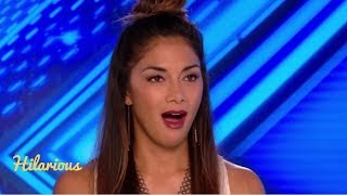 XFactor Try Not to Laugh/Cringe #2