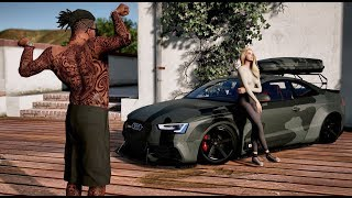 ►GTA 6 NEW PHOTO-REALISTIC GRAPHICS 2018 🔥 GAMEPLAY 60FPS! - GTA V PC MOD 👍 REDUX & NaturalVision