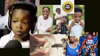 The Kid Who Translates Proverbs X On Wizkid Smile Video Being Best X On Washing GF Pants