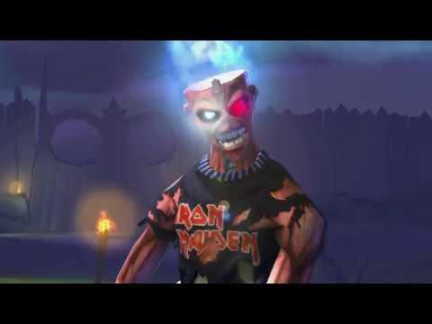 Iron Maiden: Legacy of the Beast - Iron Eddie Shreds!
