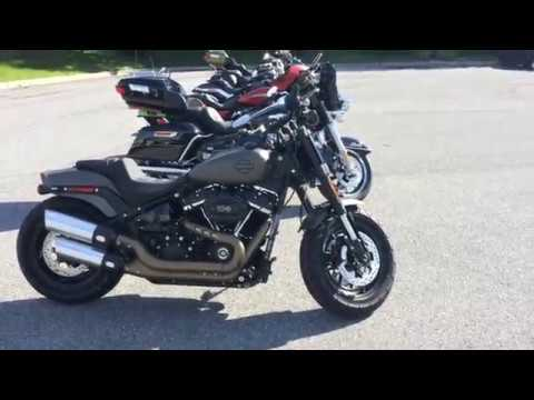 First shipment of 2018 Harley-Davidson motorcycles