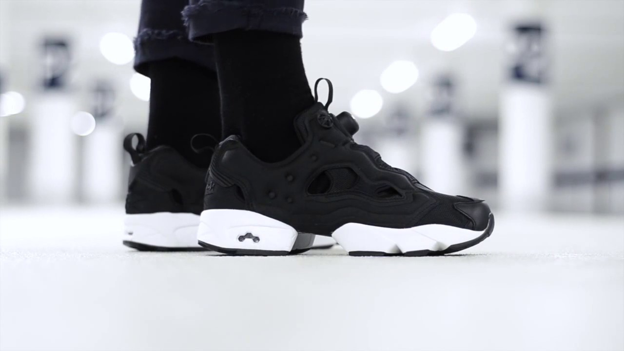 REEBOK INSTAPUMP FURY OG V65750 - MATE - YouTube 1841c18259