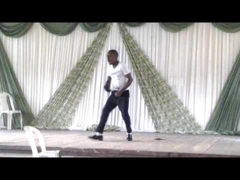 Kessy Jones dance @ Unique Concert @Unizik 2014