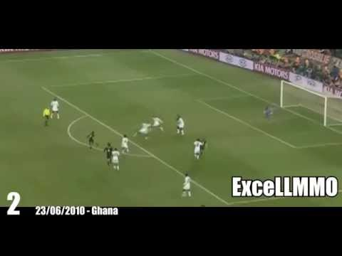 Mesut Özil - All 18 Goals with Germany - HD