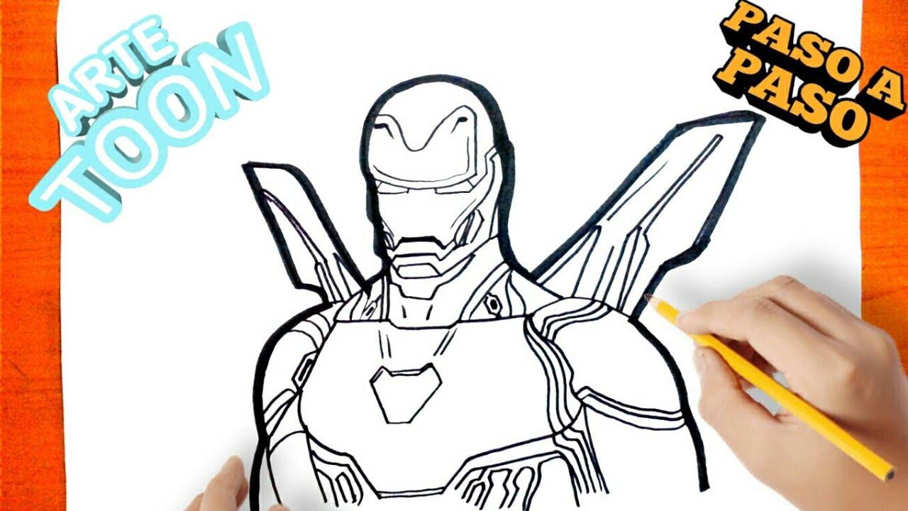 Dibujos Para Colorear Avengers Infinity War