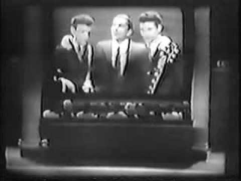 The Everly Brothers on Perry Como Show 12/7/57