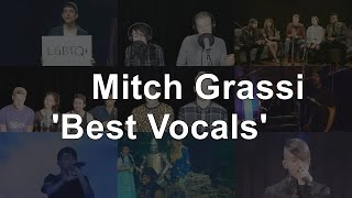 Mitch Grassi 'Best Vocals'