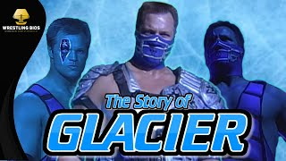 The Story of Glacier in WCW