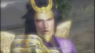 Warriors Orochi 2 PSP - All English Cutscenes