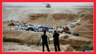 VERY STRANGE RAW FOOTAGE: FLOOD CHAOS IN ISRAEL !!! MAY 2018 END TIMES NEWS REPORT