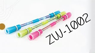 Обзор Фирменной ручки для Pen Spinning – ZW-1002