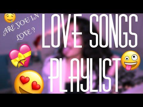 LOVE SONGS PLAYLIST?!