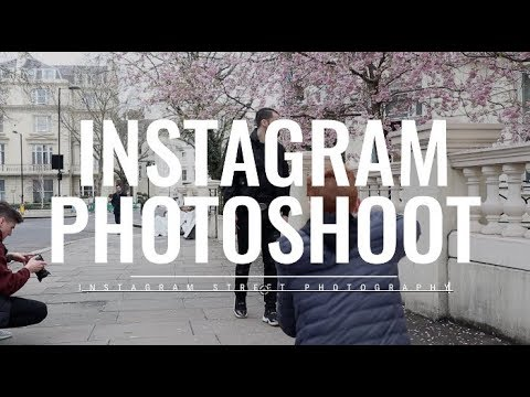 How We Do Street Photogrpahy for INSTAGRAM | HOXGUIDE