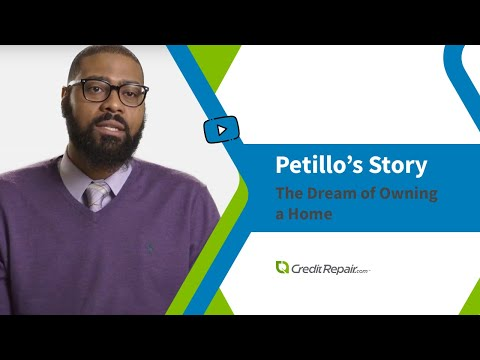 Petillo's Credit Story