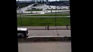 View from Kazan Kremlin in Asssassin