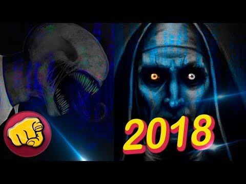 PELÍCULAS DE TERROR que serán estrenadas el 2018 (Cine)