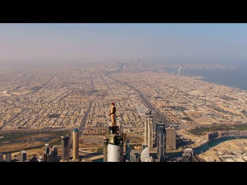We're on top of the world | Behind the scenes | Emirates Air