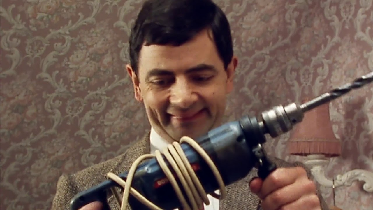 Ver Mr Bean in Room 426 | Episode 8 | Widescreen Version | Classic Mr Bean en Español