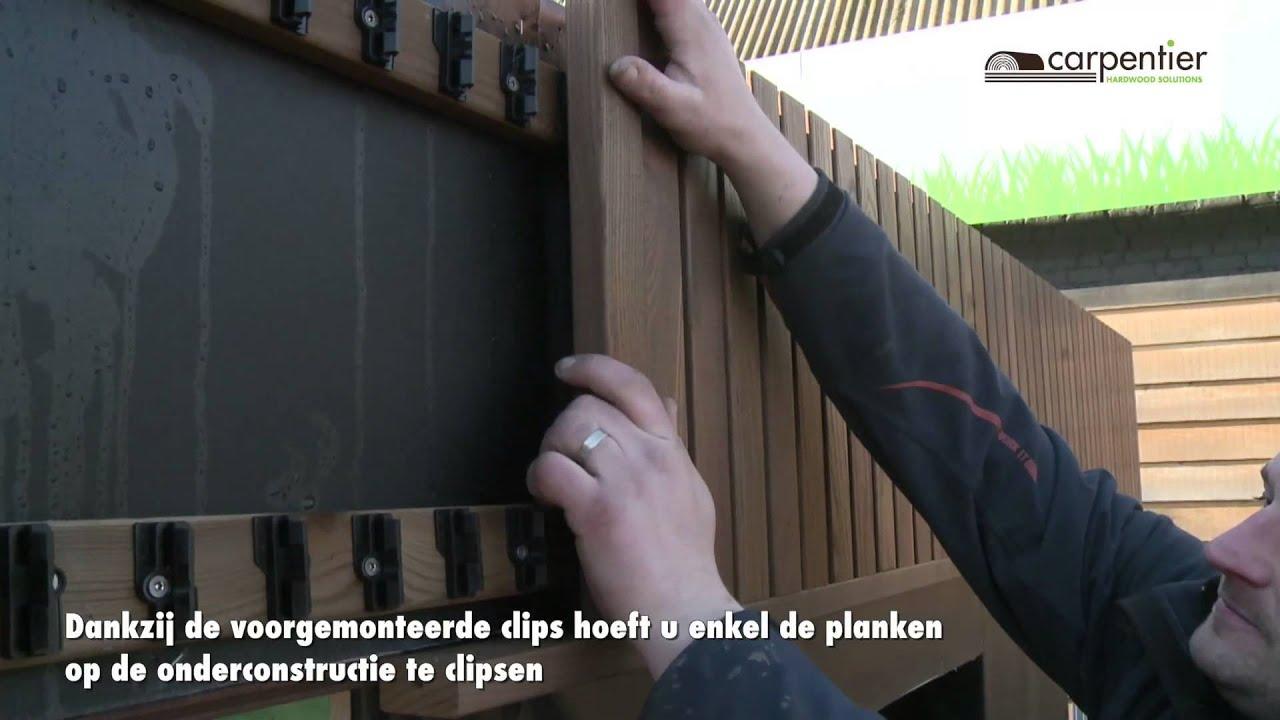 Quickclip carpentier hardwood solutions youtube