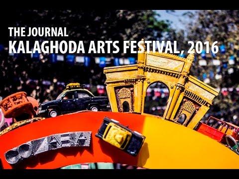 The Journal: Weekend Diaries - Kalaghoda Arts Festival 2016