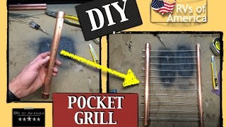 DIY POCKET GRILL PROJECT