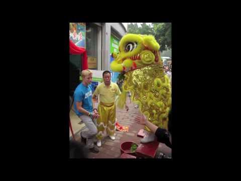 Dragon Dance - Guangzhou
