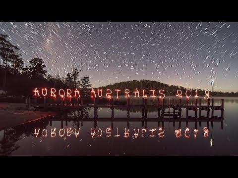 Aurora Australis: The Last Show, 8-9 January 2018, Tasmania