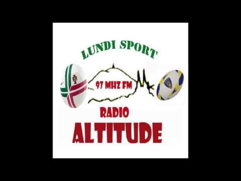 Radio Altitude Emission Lundi sport 23 Mars2015