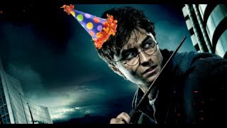 Happy Birthday Harry Potter - $1.99