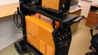 СВАРОГ TECH MIG 3500 5000(Мощный полуавтомат на турели в полном комплекте! Сварочный полуавтомат Сварог TECH MIG 5000 (N221) – промышленный..., 2014-10-28T07:21:33.000Z)