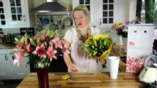 Lily care - Caring for your Lilies
