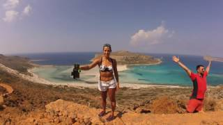 Crete - Balos Beach (Drive and Beach) - Greece Trip Part 3(Songs used: Starboy - The Weeknd (Matt Kali remix) I actually set this video to the original Starboy song by the Weeknd, but copyright just mutes the video on ..., 2016-11-28T03:34:54.000Z)