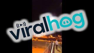 بالفيديو : سقوط نيزك فى الولايات المتحدة الأمريكية دون وقوع إصابات
