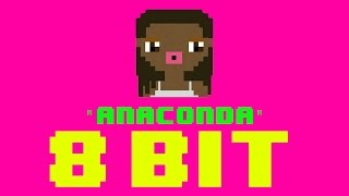 Anaconda (8 Bit Remix Cover Version) [Tribute to Nicki Minaj] - 8 Bit Universe