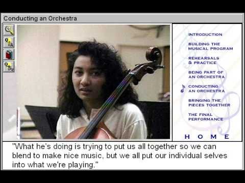 Conducting an Orchestra (Making Music with The Symphony Orchestra Part 5)