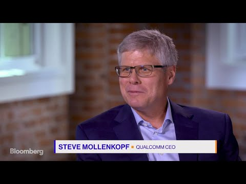 Qualcomm CEO Steve Mollenkopf on 'Bloomberg Studio 1.0'