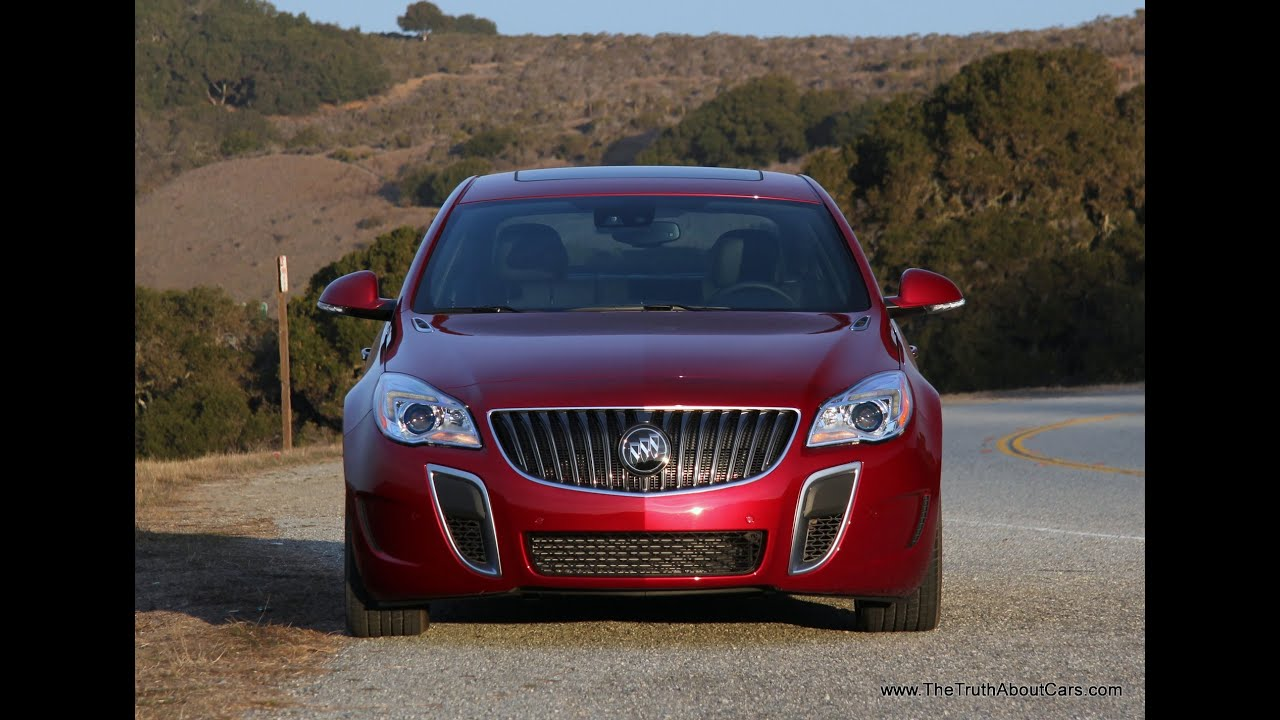 gs regal trend new motor buick end first front en auto news look york show