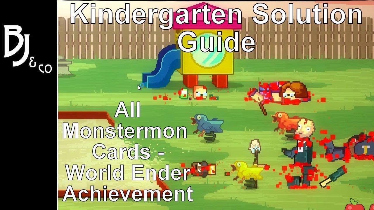maxresdefault - Monstermon Cards Kindergarten