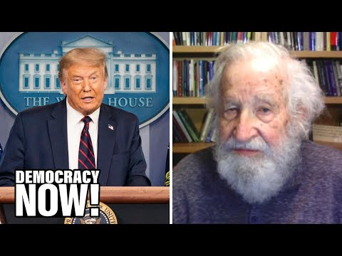 Noam Chomsky: Under Trump's tinpot dictatorship, corporate p