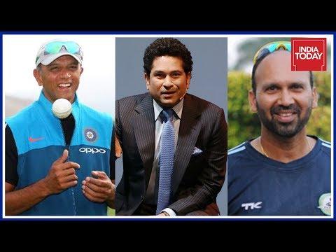 Sachin Tendulkar Credits Dravid & Paras For India's U-19 World Cup Win