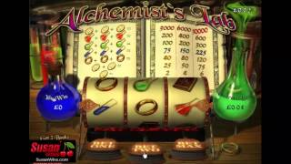 Surprising Slot Action - The Alchemist